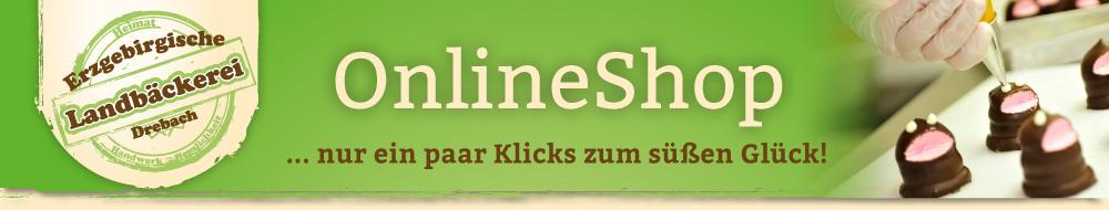 Erzgebirgische Landbäckerei GmbH Drebach Shop